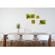 "Sticker mural ""Jardin vertical"""