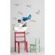 Sticker enfant - Pirate aux aguets