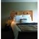 """Sticker Tête de lit """"Le Chalet"""""""