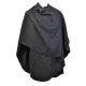 Grand Poncho Gris arrondi