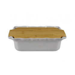 Plat rectangle 33,5 cm gamme Cook&Stock 3 couleurs