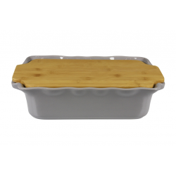 Plat rectangle 37 cm gamme Cook&Stock 3 couleurs