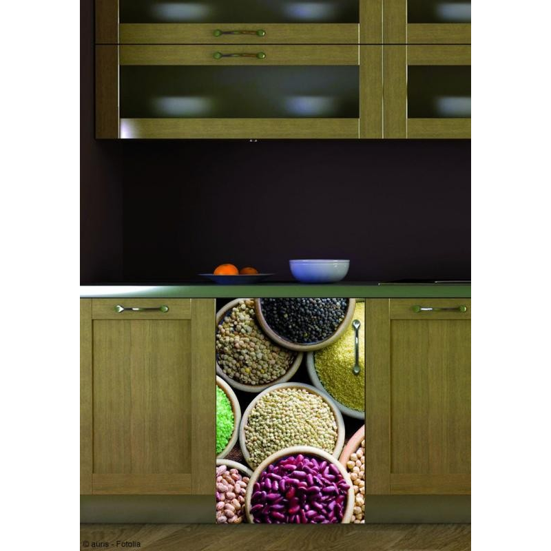 sticker pour appareil lectrom nager mod le l gumes secs plage achetez made in france sur. Black Bedroom Furniture Sets. Home Design Ideas