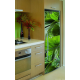 Sticker pour réfrigérateur XL Modèle Tropical