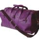 Grand sac de voyage VIOLET en cuir Hurbane