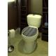 """Sticker pour abattant WC """"Plaqué bois"""""""