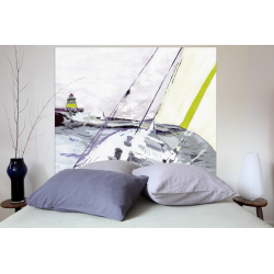 "Tête de lit ""Marine"""