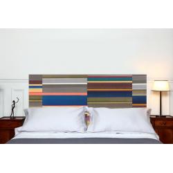 """Tête de lit ou panneau mural """"LA HAVANE"""""""
