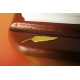Parure de bureau en cuir Windsor 3 pièces Grand format personnalisable