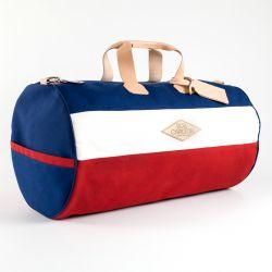 Sac voyage tricolore Bleu-blanc-rouge