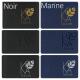 Ouvre-Lettres Coupe papier à personnaliser cuir et métal