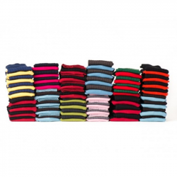 Abonnement 12 paires Chaussettes homme - Made in France