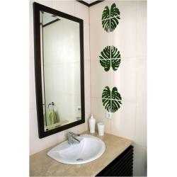 Stickers carrelage mural Sous les Tropiques